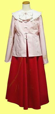 蓬莱山輝夜の衣装の作り方1