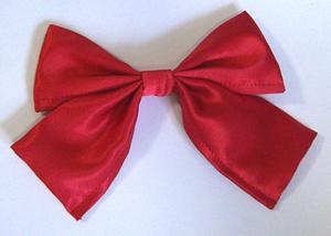 飾りリボンの作り方(縫い方)簡単ソーイング