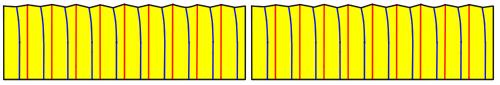 プリーツスカートの作り方