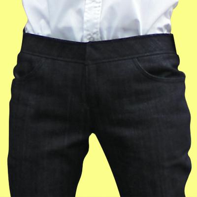 ズボンの前ファスナーの付け方