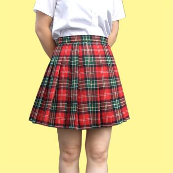 プリーツスカートの縫い方