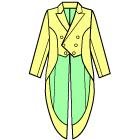 燕尾服の縫い方