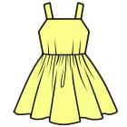ジャンパースカートの縫い方
