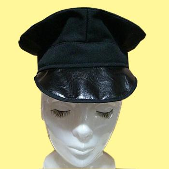 軍帽の作り方