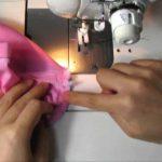 巾着袋(丸底ポーチ)の作り方【動画】