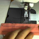 ちょっとしたコツで綺麗に縫える、ミシンの使い方・まっすぐ縫う方法【動画】