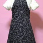 丈の短いボレロの縫い方
