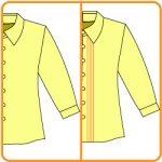 【おさいほう】飾りの細いヒダ ピンタックの縫い方