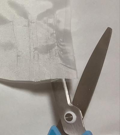 紙用と布用のはさみ(裁ちばさみ)の違い