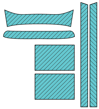 グラマラスシャツの作り方