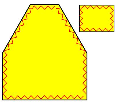 洋裁の先生が教える直線で作れる簡単エプロン