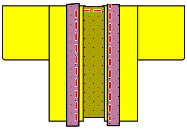 しのぶ 羽織 作り方
