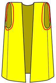 長羽織の作り方