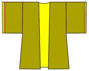 羽織のそでの縫い方
