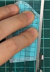 縫い代の付け方