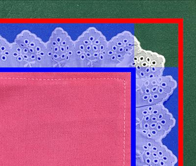 洋裁の先生が教える引きつらない角の縫い方