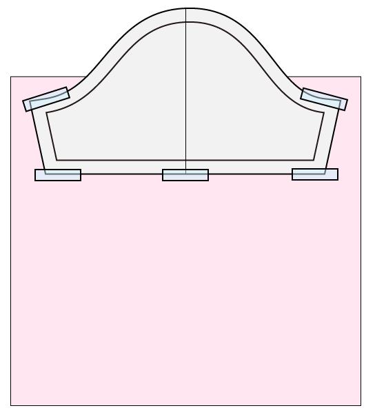 アナと雪の女王のコスプレ衣装の作り方