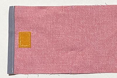 小物の作り方 カトラリーケースの縫い方