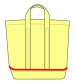 トートバッグの作り方