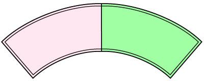 帽子のサイドクラウンの型紙の作り方