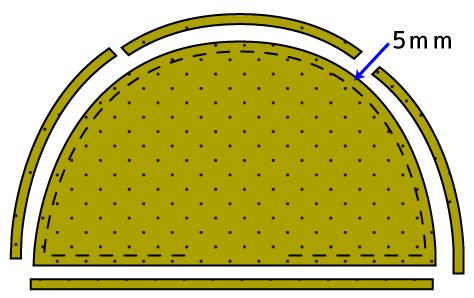 コスプレ用シスターベールの作り方