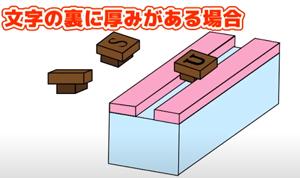 ビニール素材にも押せるスタンプパッド