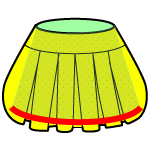 バルーンスカートの作り方