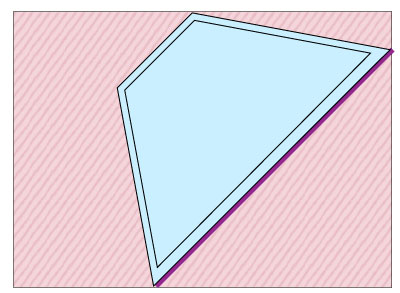オーバースカートの型紙の作り方