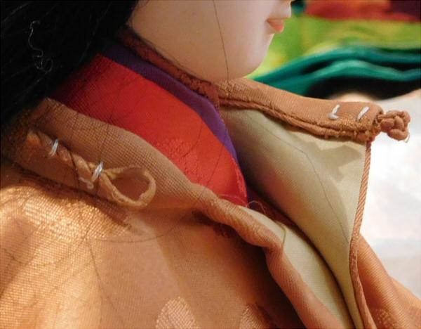 平安時代の女房の装束・着物